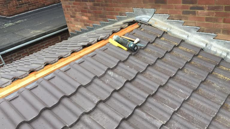 DB Roofing Services - roof 2